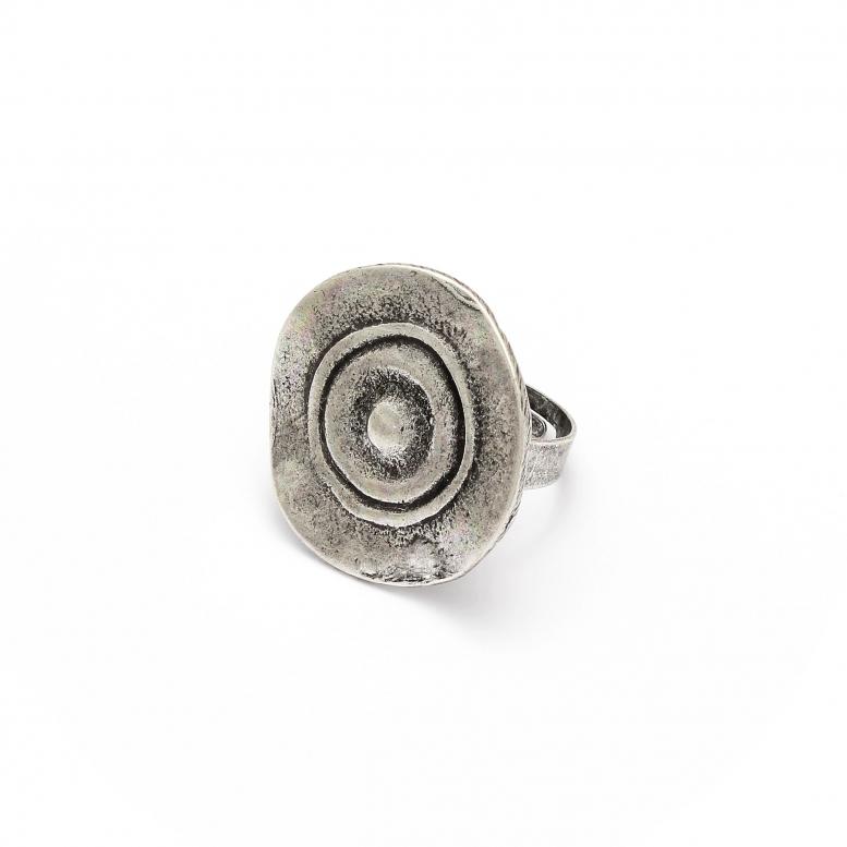Кольцо Блинчики
