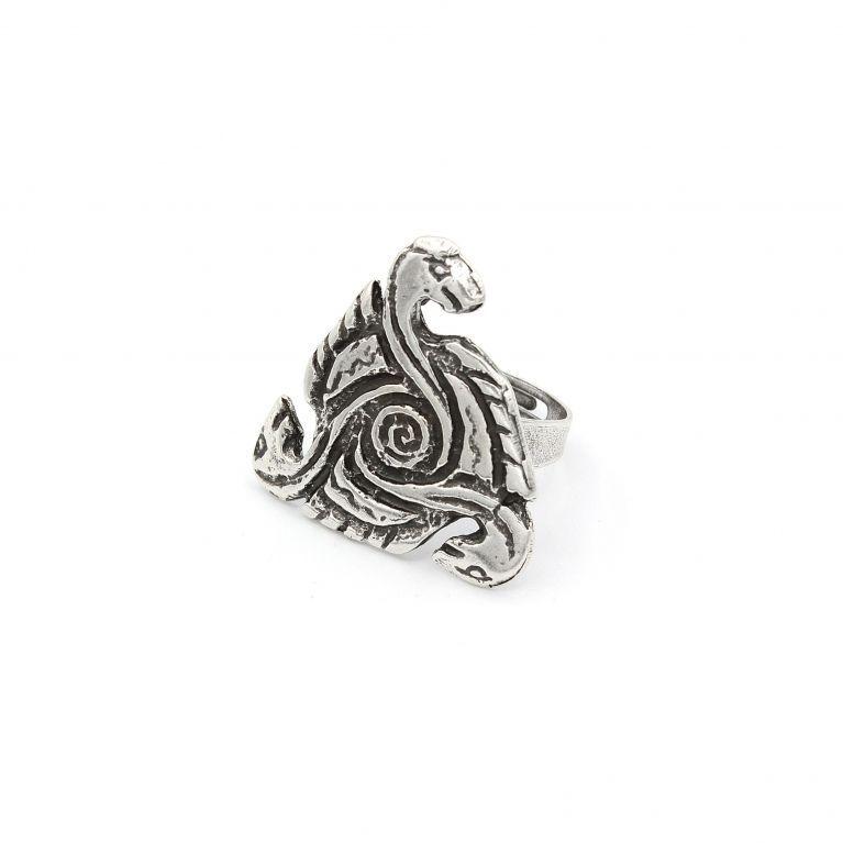Кольцо Три змеи