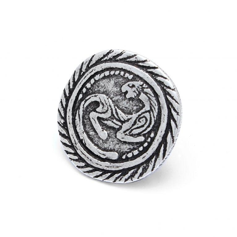 Кольцо Пантера круг