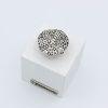Кольцо Лунное Плато серебро