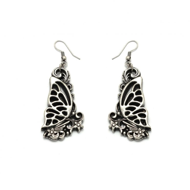Сережки Танець метеликів