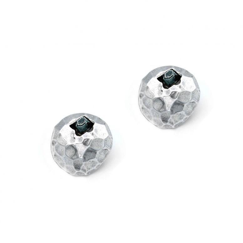 Сережки-Пусети Метеори колір монтана