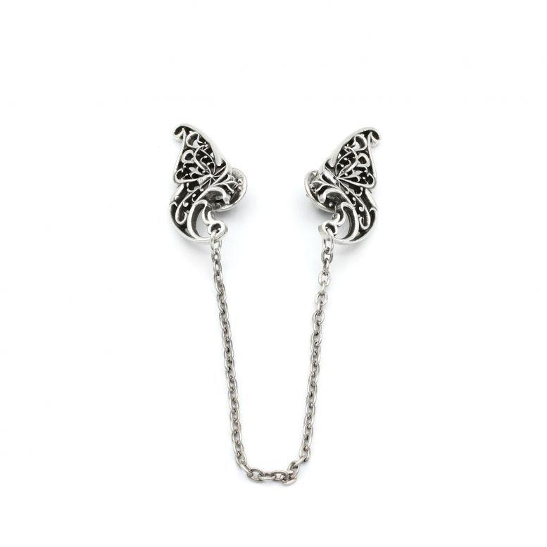 Брошь Крылья бабочки