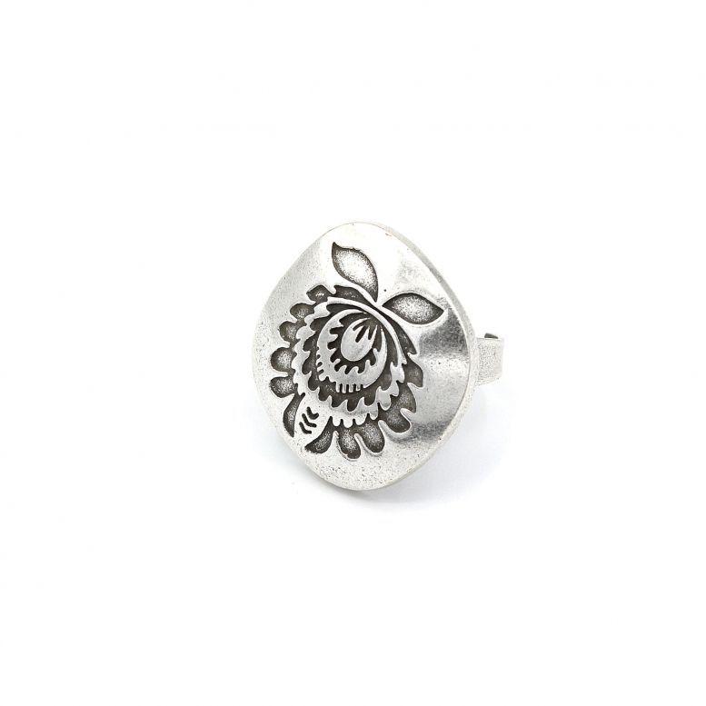 Кольцо Кучерявка малое