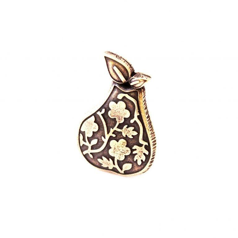 Кольцо Грушевый мед (бронза)
