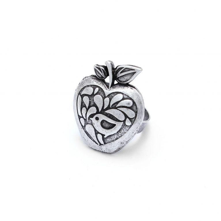 Кольцо Райские яблоки