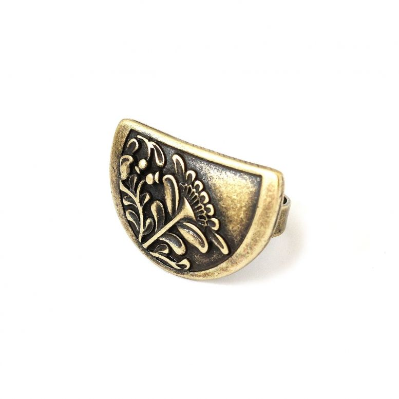 Кольцо Криничка, бронза