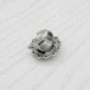 Кольцо Панагийка бирюза