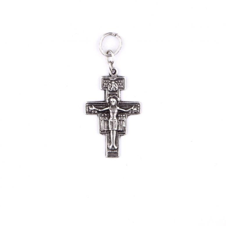 Кулон Крестик (серебро)