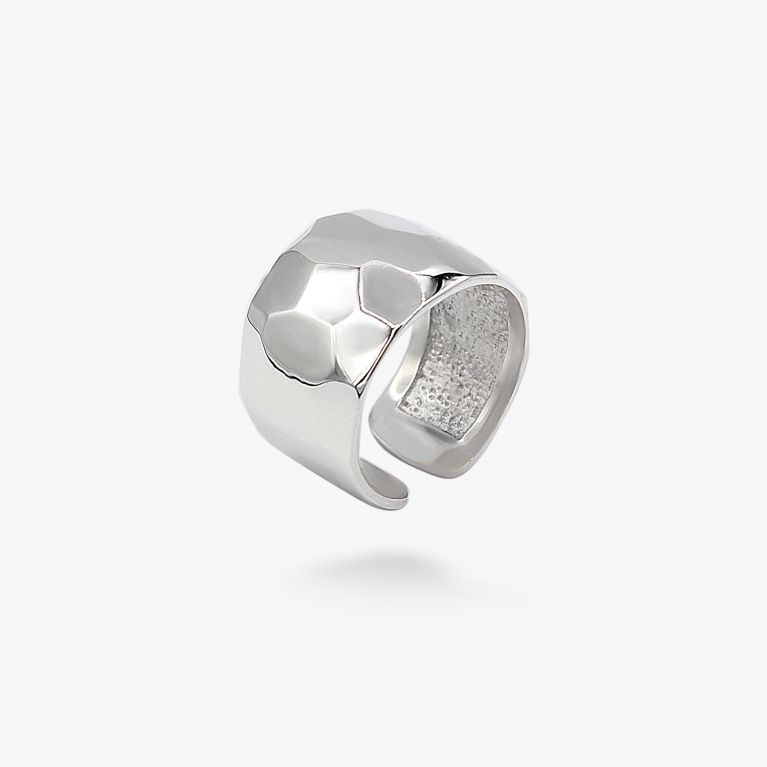 Кольцо Грани 925