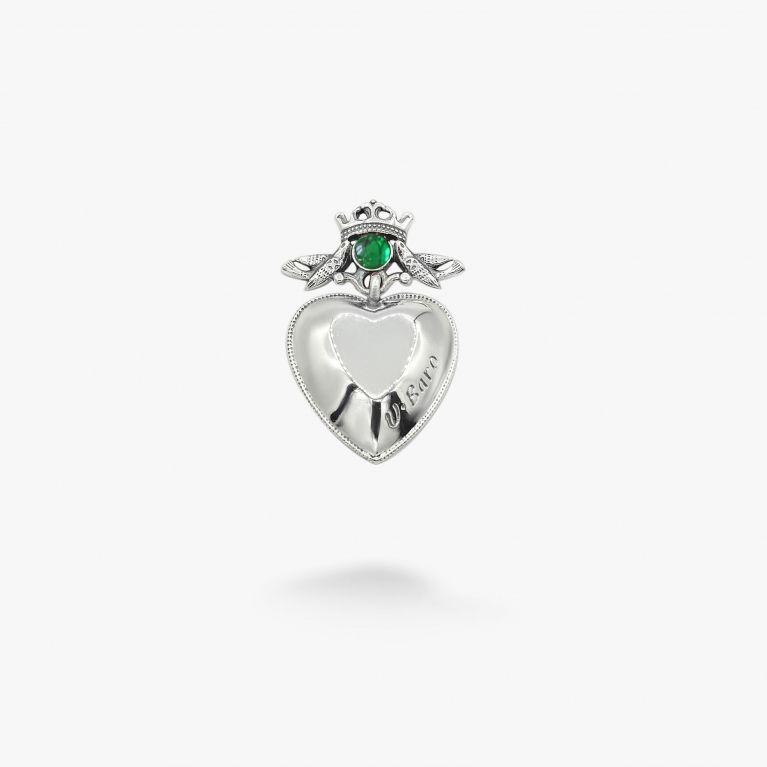 Дукач Ягнус emerald 925