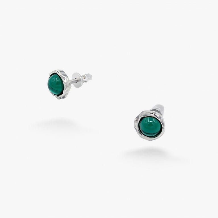 Пусеты Цефеида emerald 925