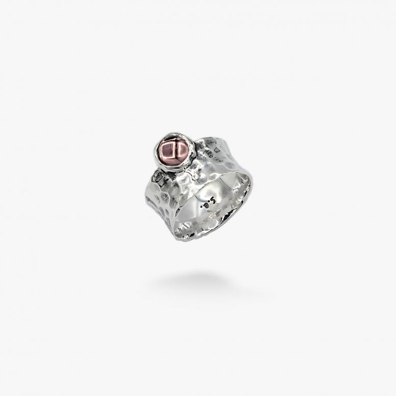 Кольцо Цефеида light amethyst 6мм 925