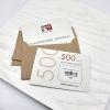 Сертификат SE на 500 грн